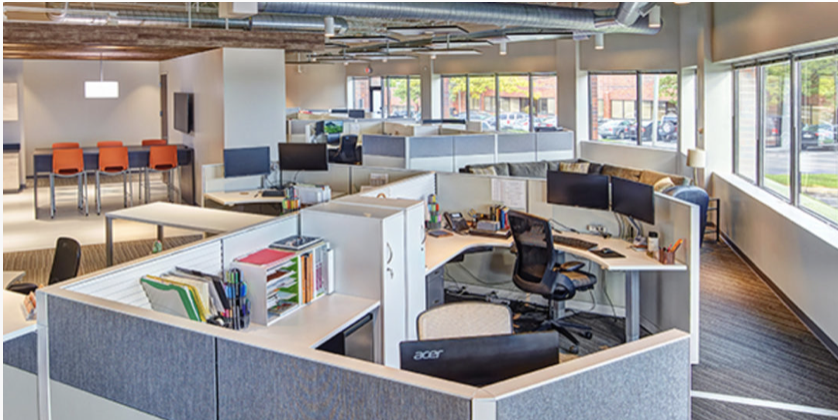 Surfacequest: The Largest Distributor of Architectural Fusions Moves Into Their Newly Renovated Office