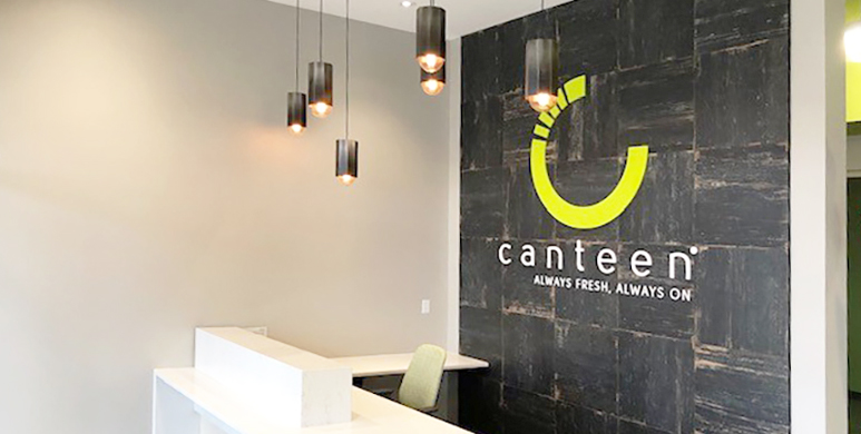 Canteen Vending Project in Its Final Stages
