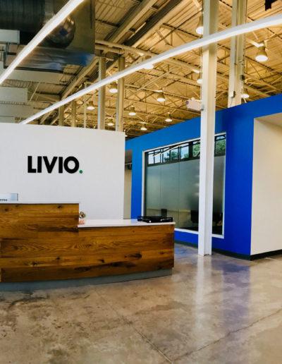 Livio-FrontDesk