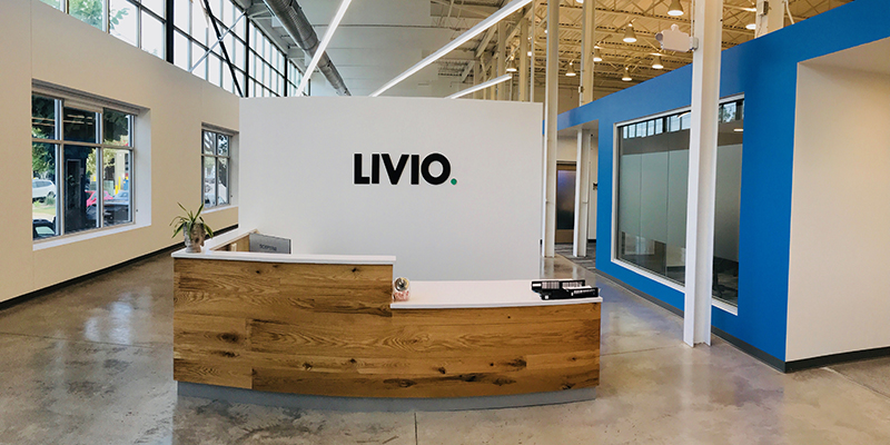 "Livio Health Group Buildout Featured as ""Cool Office"""