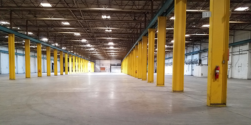 Interstate Development Selects SCC for the Canteen Warehouse Renovation