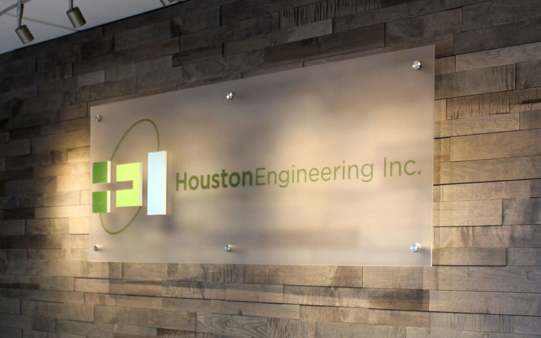 Houston Engineering Moves Its Office into Meridian Business Center