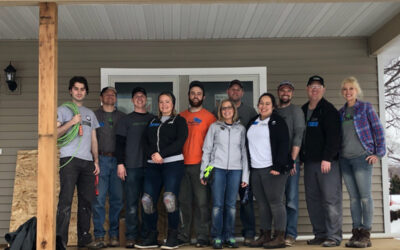 Sever Construction and Duke Realty: Habitat for Humanity