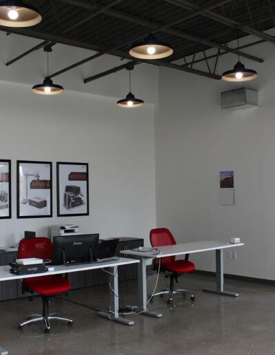 Asyril lobby located at Edina Commerce Center