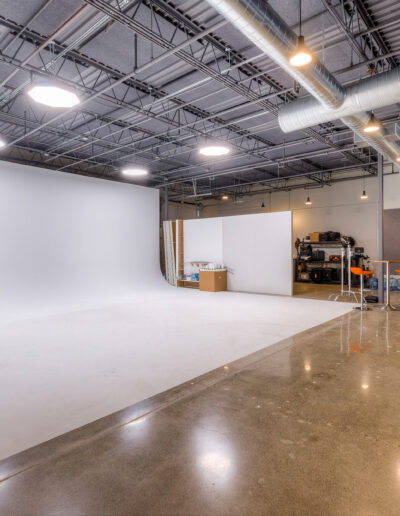 Bionic Giant studio area at Edina Commerce Center