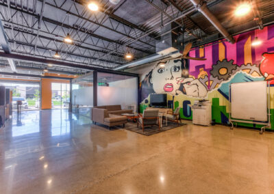 Bionic Giant collaboration area located at Edina Commerce Center