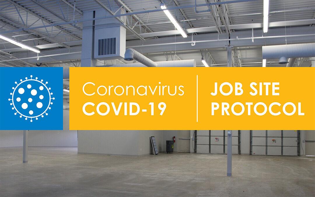 COVID-19 Job Site Protocol
