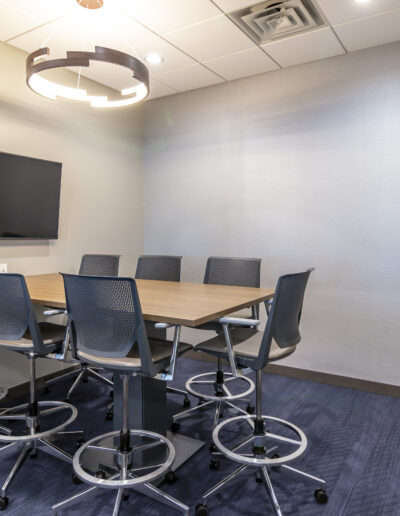 Northwestern Mutual Phase I office remodel in Mendota Heights
