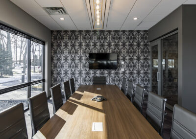 Northwestern Mutual Office Remodel: Phase I & II