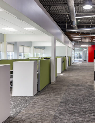 TVH Parts Company office remodel