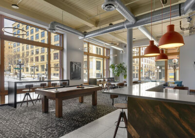 Lowertown Lofts Apartments Amenity Package