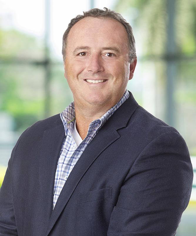 Matt Sever, President